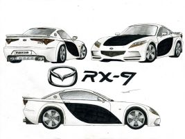 0848 - 19-12 - Mazda RX-9 by TwistedMethodDan