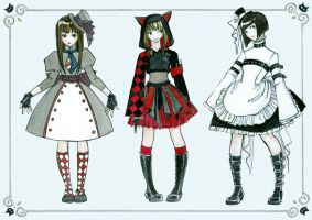 Punk Lolita by Kutty-Sark