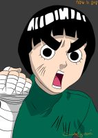 Rock Lee by swazilan