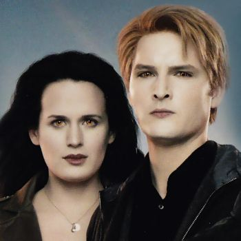 Carlisle and Esme BD2 Poster by Just4MeAgain