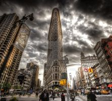 FLAT IRON by geolio