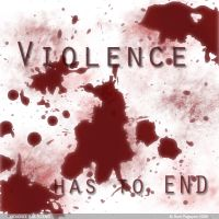 Violence has to end by imrui