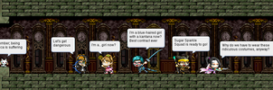 MapleStory - Making a contract by PentiumMMX