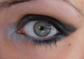 Stock Green Eye For Tutorials by fcuckov