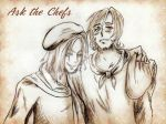 Ask the Chef's by dieingcity
