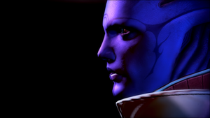 Aria T'Loak by celyntheraven