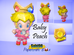 Baby Peach Official Pic by Sabi996