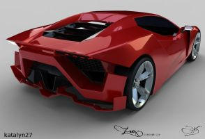zeen concept car by katalyn27