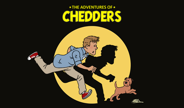The Adventures of Chedders by basi1faw1ty