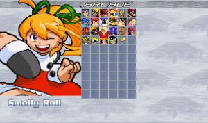 My MUGEN Roster by soniclover562