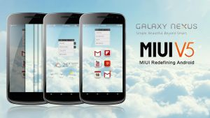 Galaxy Nexus MIUI by oxside89