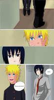SasuNaru Defeated by Love Pag 1 by uzumaki00017