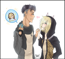 [Yuri on Ice] ''That's Insta-worthy, huh?'' by Ekkodahl