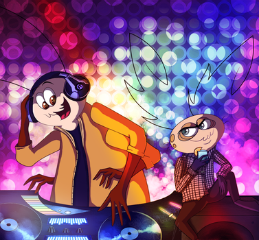 The Party by Shivannie