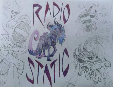 Radio Static EG Adopt Payment 2/2 by TabDabble