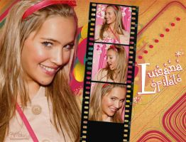 Wallpaper Luisana Lopilato by tatica883