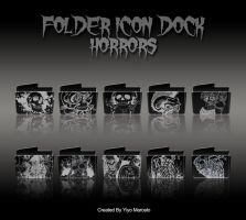 FOLDER ICON DOCK HORRORS by yiyo-marcelo
