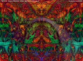 HALLOWEEN AND MESCALINE MIX by jackthetab