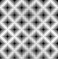 Square diamond pattern by towerpower123