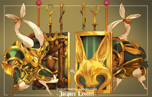 Jacques Leveret by HeavyMetalHanzo
