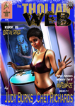 Tholian Web Pulp Fiction Cover by mylochka