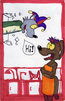HI by Scurrow