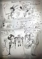 DS christmas special by RavenBlackCrow