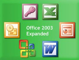 Office 2003: Expanded by lrenhrda