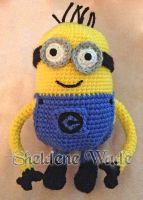 Minion by Sheeeva