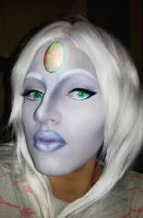 Opal Make up Test by kittynpink