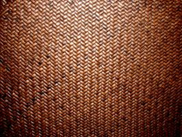 Woven Wicker Texture 1 by FantasyStock
