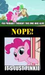 Nope, Just Pinkie by TTD33x