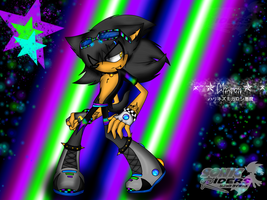 .::Sonic Riders: Charon::. by SuperStarTheCat