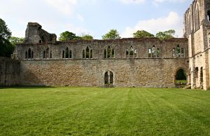 Netley Abbey Revisited 11 by OghamMoon