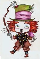 Mad Hatter by matali