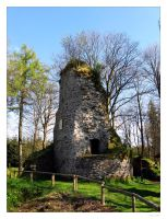 Castle keep by inmc