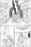 24-hour comic page 1 by Reinder