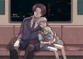 If Prussia is a child 2 by shidouaoi