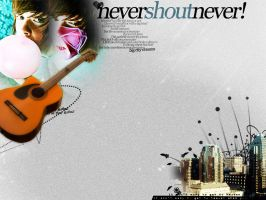 nevershoutnever. by StopTheStutter