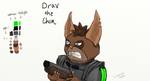 Wildstar - Drav the Chua by Techmarine-Reylen