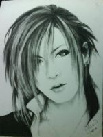 uruha(the Gazette) by kujinihayashi