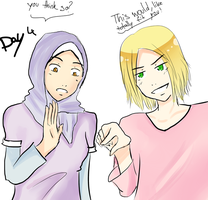 Hetalia 30 day challenge day 4 by Mizzy5897