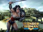 Wonder Woman Themyscira - Infinite Crisis Game by Superman8193
