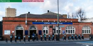 Stepney Green by TPJerematic