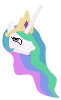 Princess Trollestia by shadypony