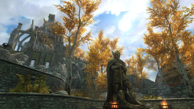 Have thee Praised to Talos yet? by Amnesiaofdarkness