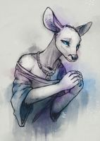 Fragility - Sketch by SketchyTas