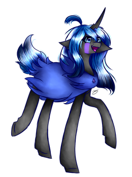 Imperia (Commission) by Alicornpony1234