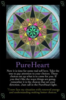 PureHeart Card by Pureheart22