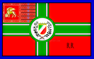 Alternativ Flag of Italy by Mikewildt